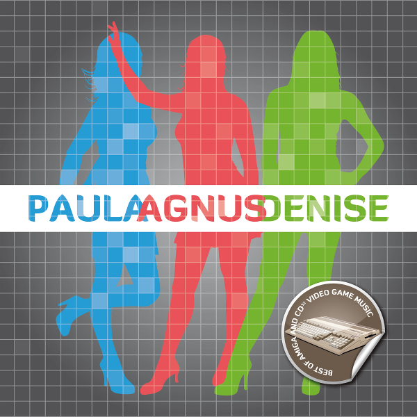 Album cover Paula Agnus Denise