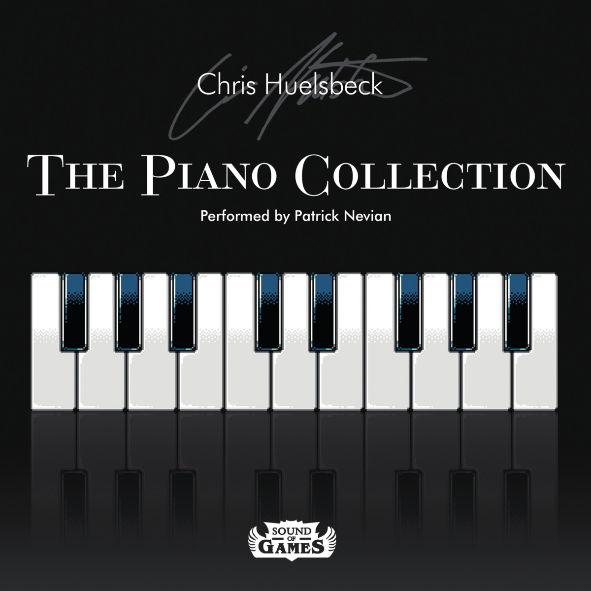 Album cover The Piano Collection